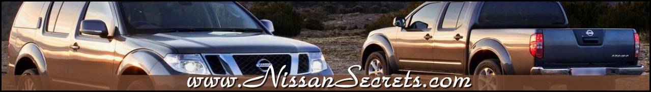Nissan Secrets Revealed